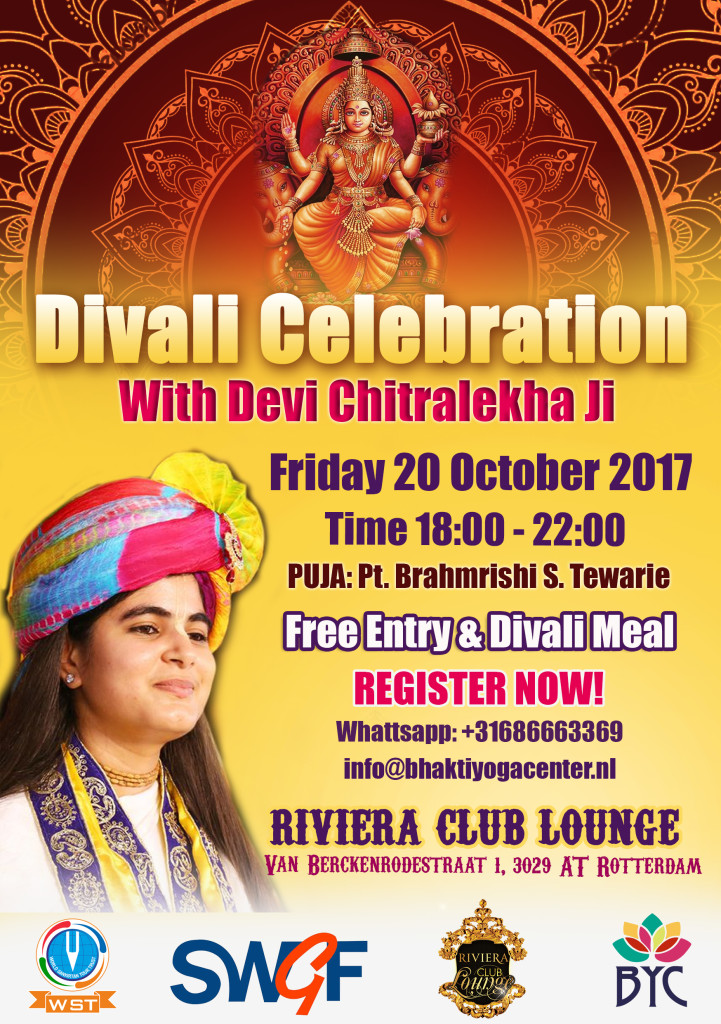 BYC Devi Chitralekha Ji Divali 20102017NEW